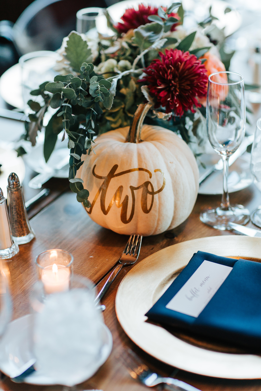 A Chic Fall Kansas City Wedding