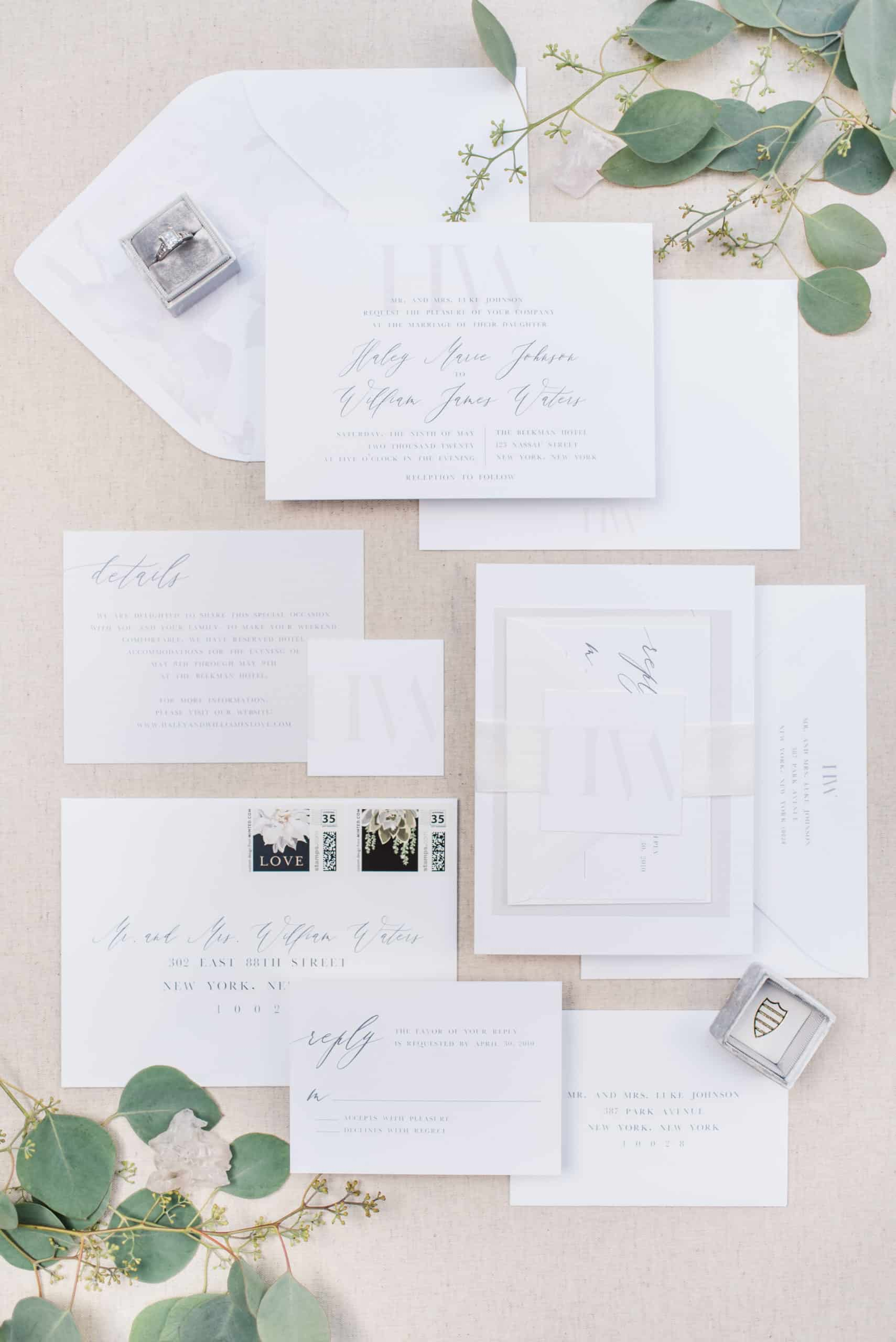 Meg Morrow Stationery