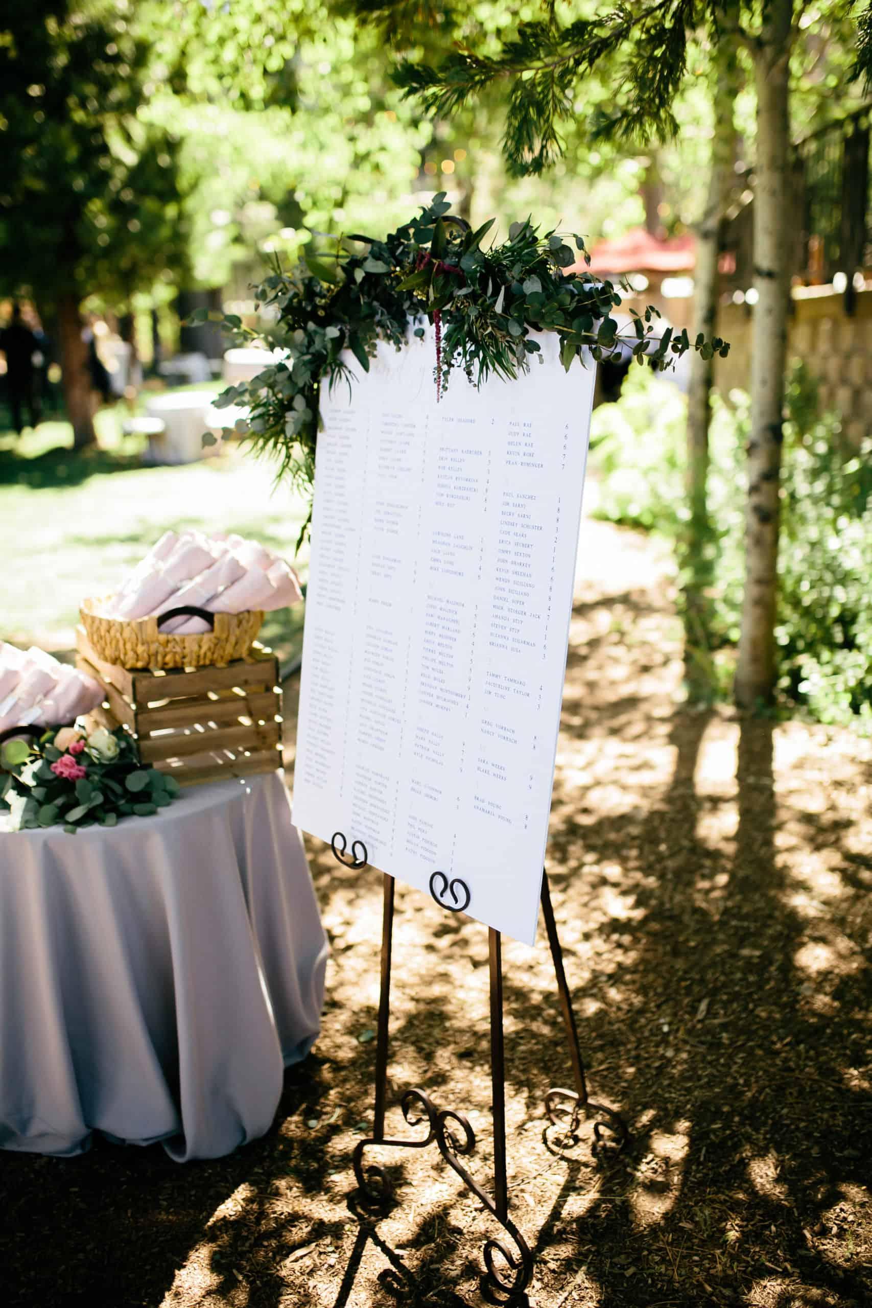 Lauren and Ryan Lake Tahoe Wedding