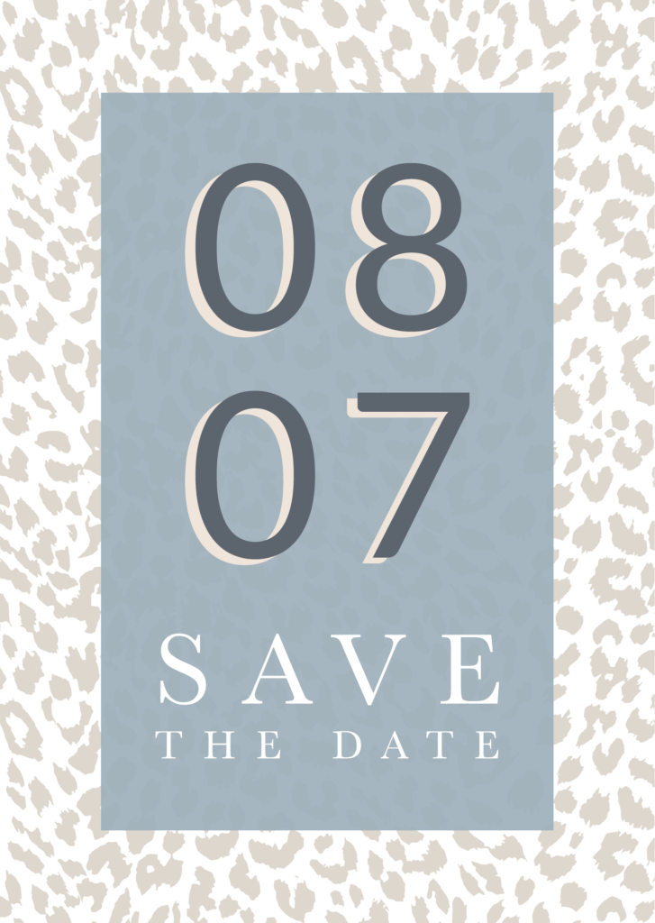 Save the Date for the Everyday Monogram Collection